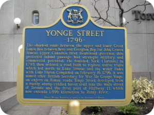 yonge street quiz coconut facts about toronto