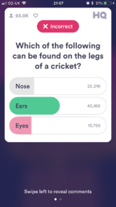 how to win HQ trivia